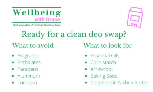 Clean Deo Swap