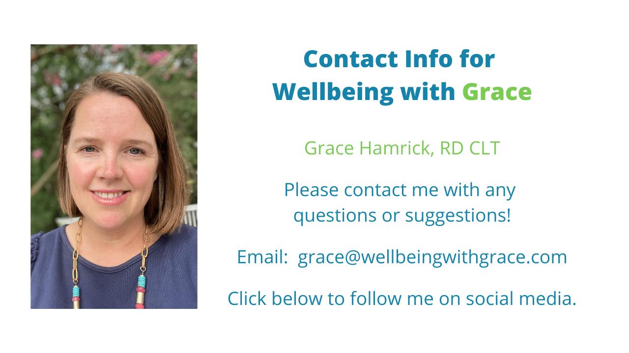 Grace Hamrick Contact Info