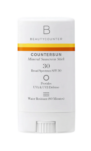 Beautycounter's Mineral Sunscreen Stick