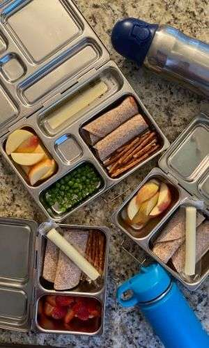 Eco Friendly Lunch box